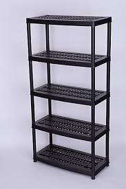Home Depot Canada Decorative Shelves by Accent 18 Inch 5 Tier Shelf In Black The Home Depot Canada