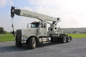 100 Truck Mounted Cranes National Crane Debuts Tractormounted Version Of The NBT30H2 Boom