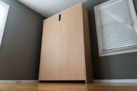 Moddi Murphy Bed by Make Your Own Murphy Bed And Save The Moddi Is So Easy To Build