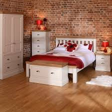 white bedroom furniture with oak tops home design