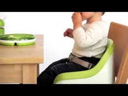 Oxo Seedling High Chair Instructions by Oxo Tot Nest Booster Seat Youtube