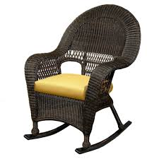 Charleston High Back Rocker Replacement Cushion | Northcape Collection