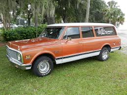 1972 CHEVROLET SUBURBAN 3 DOOR suv classic b wallpaper