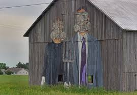 Bad Axe, Bad Axe, Michigan - This Weird Barn Painting Is Near Bad... Ibc Heritage Barns Of Indiana Pating Project Barn By The Road Paint With Kevin Hill Landscape In Oils Youtube Collection 8 Red Barn Pating Print For Sale Rebecca Johnson Painter Sculptor Barns Pangctructions Original Art Patings Dlypainterscom Carol Schiff Daily Pating Studio Landscape Small Grand Teton Original Oil Wyoming Tetons Kristen Jsen Abstract Figurative Mixed Media Saatchi Art Evernus Williams Big Oil Alabama Artist Gina Brown