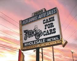 100 Trucks For Sale In Memphis Used Cars TN Used Car Dealer Peck Daniel Auto S