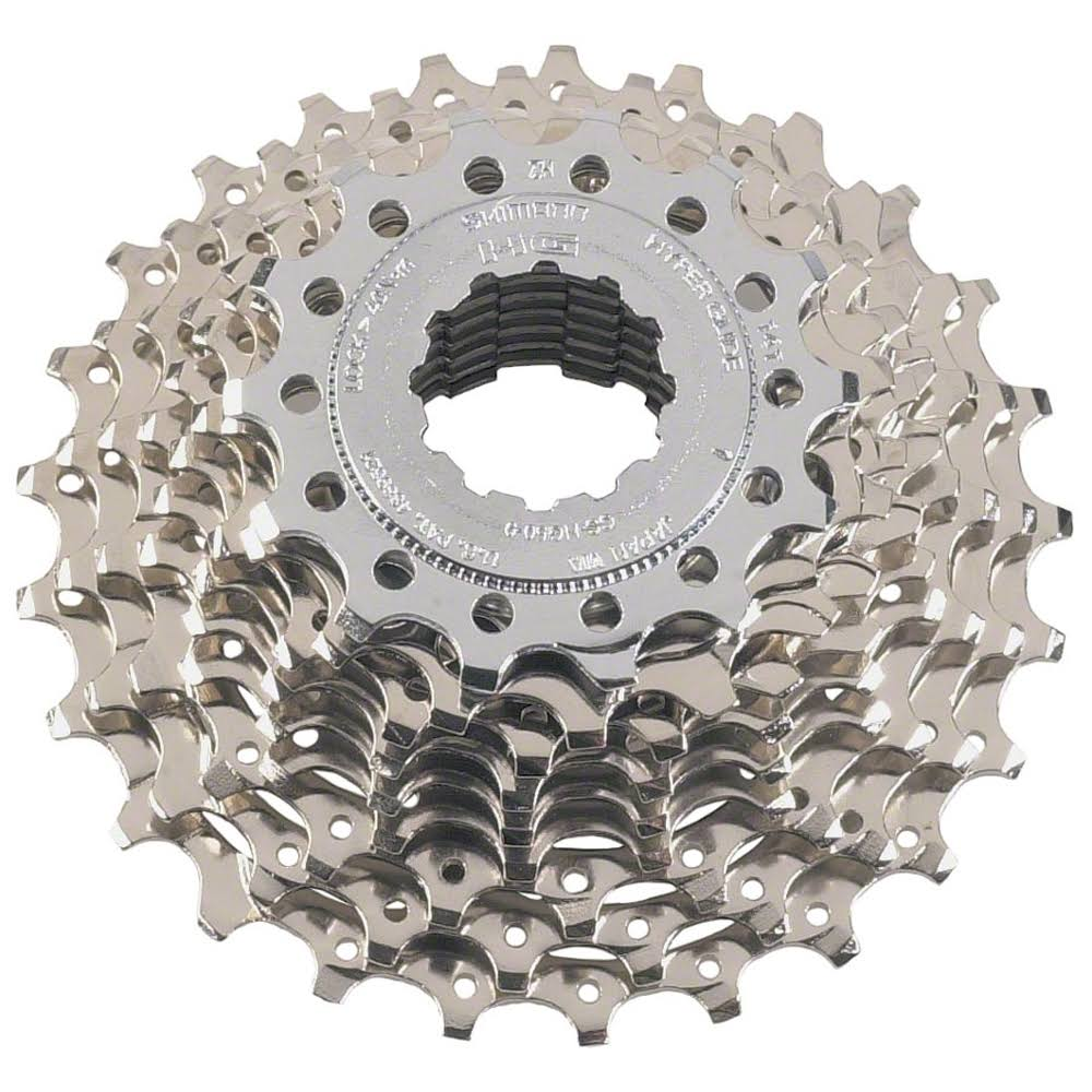 Shimano Tiagra HG-50 12-25T Road Bike 9-Speed Cassette