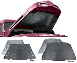 ABS Hood Insulation Kits | 1948-52 Ford F1 - F2 1953-56 Ford F100 ...