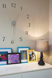 Big Decorative Clocks Extra Large Wall