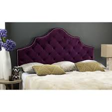 Skyline Velvet Tufted Headboard by 188 99 Full Furnishings That The Hotel Suite That U0027s A