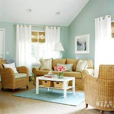 and blue living room ideas calming color schemes beige fabric