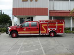 Light Duty Rescue Truck - Rockmart Fire & Emergency Services | EVI