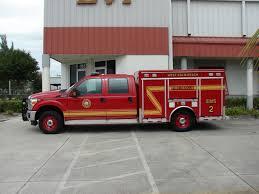 100 Emergency Truck Light Duty Rescue 12Ft Cape Coral Fire EVI Fire S