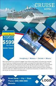 Use This Poster To Promote A Travel Agency Trip Vacation Or