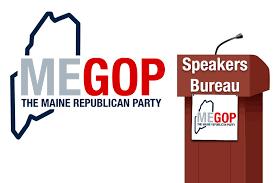 the speaker bureau speaker bureau contact form maine gop