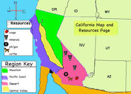 Open The Kid Pix California Map Template