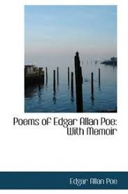 Image Of Poems Edgar Allan Poe With Memoir