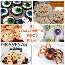 Ideas For Halloween Finger Foods by 35 Halloween Party Food Ideas The Crafting