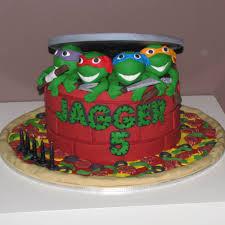 Ninja Turtle Decorations Ideas by Tmnt Teenage Mutant Ninja Turtles Single Tier That U0027s My Cake