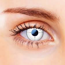 Halloween Contacts Non Prescription Fda Approved by Color Vision Target Contact Lenses