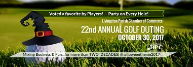 Livingston High Halloween Party 2014 by Annual Golf Outing Livingston Parish Chamber