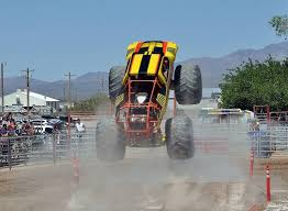 Monster Trucks Show Power In Pahrump – Pahrump Valley Times