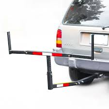 100 Truck Bed Extender Hitch Pick Up Extension RACK Canoe Boat Kayak