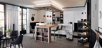 cuisine moderne design avec ilot cuisine moderne design avec ilot vendeur moderne avec ilot