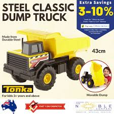 100 Large Dump Trucks Details About Metal Tonka Truck Mighty Kids Classic Ride On Indoor Toy Sandpit