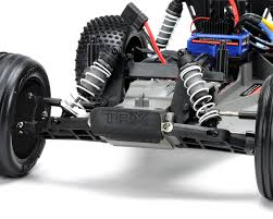 Traxxas Rustler VXL Brushless Stadium Truck RTR (w/Battery & Wall ... Traxxas Rustler 110 Rtr 2wd Electric Stadium Truck Rock N Roll W White Tra370541wht 370764rnrs Vxl Brushless Xl5 Battery And Nitro 25 With Tsm Blue Tra370541blue 4wd Scale Rc Car Wikipedia Traxxas Rustler Blue Brushed Tq 24
