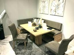 Modern Booth Dining Sets Room Table Dinner Corner Set Style