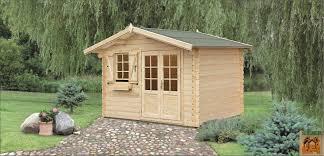 abri de jardin en bois pas cher 4 kit chalet bois de jardin 14