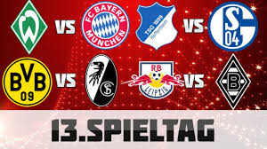 Bundesliga 13 Spieltag PrognoseTipp Bundesliga 201819 Prognose