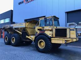 Volvo A25C 6 X 6 Tailgate, Year Of Construction 1997 Dump Truck ...