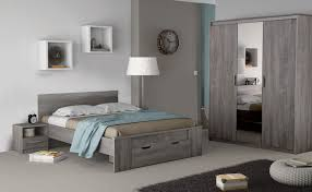 chambre complete adulte discount chambre adulte complète contemporaine chêne prata sherazade