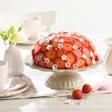 erdbeer kuppeltorte rezept backen de