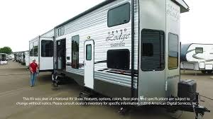 Wildwood Fifth Wheel Floor Plans Colors Forest River Wildwood Grand Lodge 42dlts Youtube