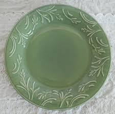 Libbey Tableware LIE14 Embossed Wheat Dinner Plates Green ... Pottery Barn Sausalito Creamy White Natural Ivory Pasta Soup Bowls Best 25 Pottery Barn Colors Ideas On Pinterest Set Of 4 Florida Marketplace Fish Tails Fun Blue Beach Theme Salad Bedside Table Barn Au Fiesta Christmas Dinnerware Sage And Gold 5081 Best Bottled Up And Decorative Pretties Images Celery Popscreen Great Tureen Ebay Serving Dishes Kitchen Ding Bar Home Garden Extrawide Dresser