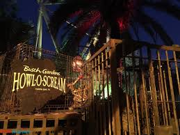 Halloween Busch Gardens 2014 by Opening Night At Howl O Scream At Busch Gardens Tampa