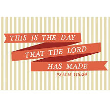 Pkg 25 This Is The Day Psalm 11824 Ribbon