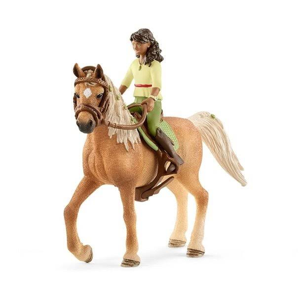 Schleich Horse Club Sarah and Mystery Playset