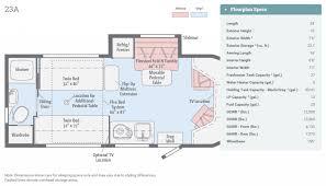 Itasca Class C Rv Floor Plans by Winnebago Fuse U2013 Class C Ford Transit Motor Home Lichtsinn Rv Blog
