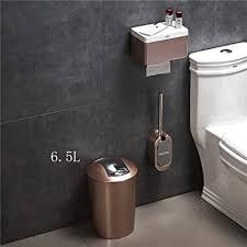 zhome schritt mülleimer badezimmer set mülleimer