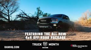 100 Truck Month April 2018 2019 RAM YouTube