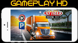 100 Truck Driving Test 3D Gameplay IOS HD YouTube