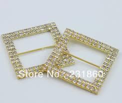 Diamante Chair Sash Buckles by Chair Sash Buckles Instachair Us