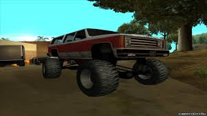 Rancher XL Monster Truck For GTA San Andreas Hilarious Gta San Andreas Cheats Jetpack Girl Magnet More Bmw M5 E34 Monster Truck For Gta San Andreas Back View Car Bmwcase Gmc For 1974 Dodge Monaco Fixed Vanilla Vehicles Gtaforums Sa Wiki Fandom Powered By Wikia Amc Pacer Replacement Of Monsterdff In 53 File Walkthrough Mission 67 Interdiction Hd 5 Bravado Gauntlet