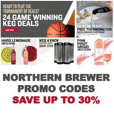 Northern Brewer Promo Codes For March, 2019 | Homebrewing Deal