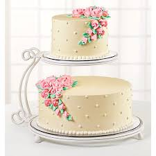 Wilton 2 Tier Floating Cake Stand Walmart