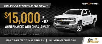 100 Trucks For Sale In Lake Charles La Billy Navarre Chevrolet In LA Serving Jennings And
