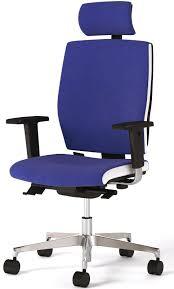 fauteuil de bureau ergonomique appui tête et soutien lombaire